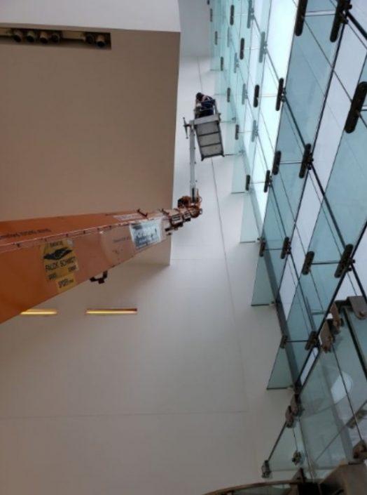 Вишка тип паяк под наем от Дани Лифт 1 ЕООД